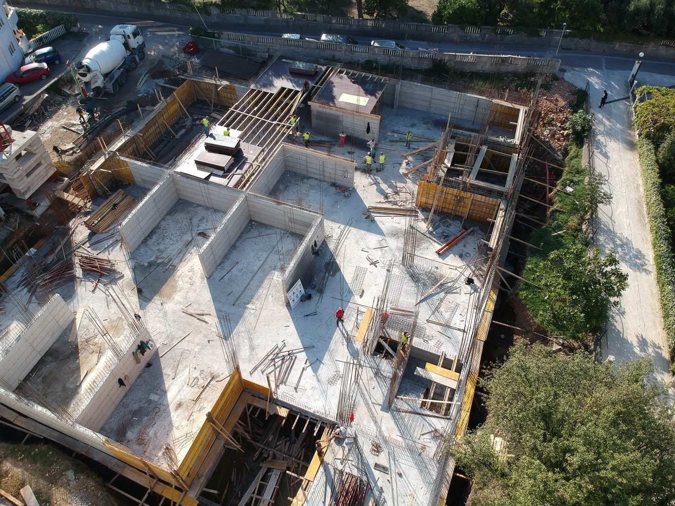 Projekt:<b>                                             Apartmanski objekt Grđevica                                             </b>