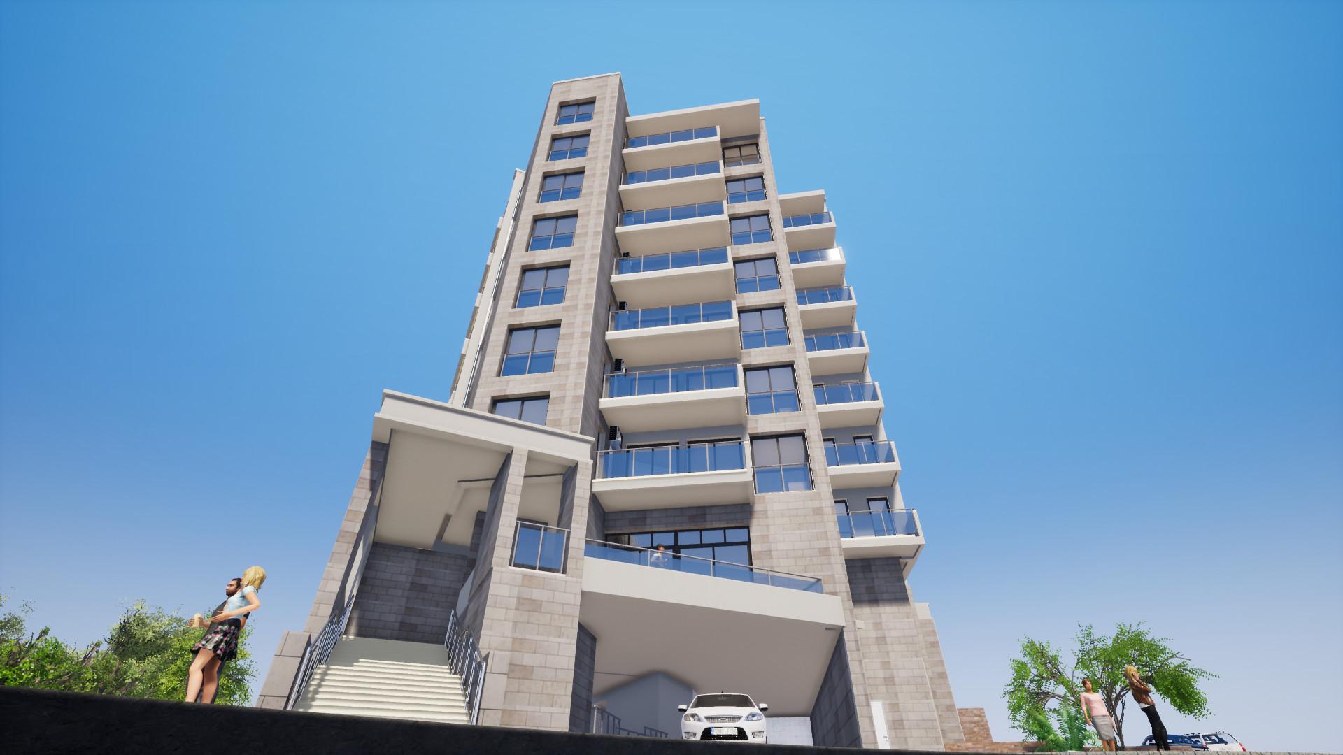 Projekt:<b>                                             Apartmanski objekat - Bečiči                                             </b>