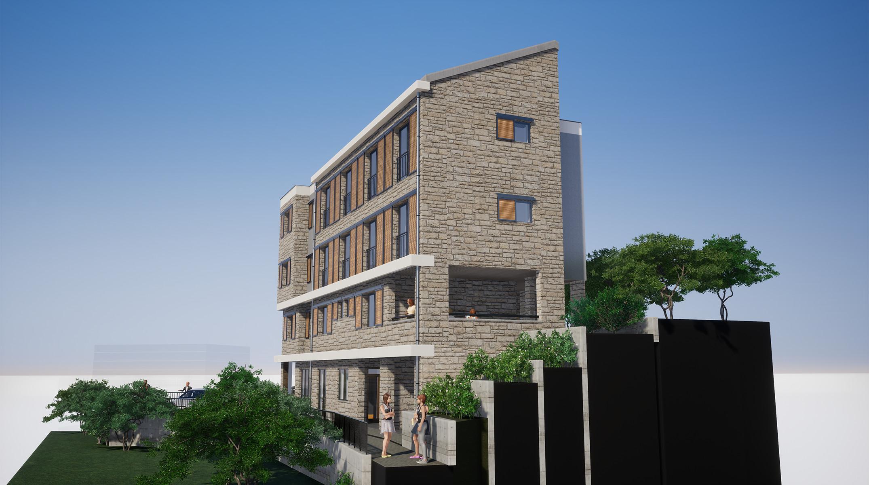 Projekt:<b>                                                                     Dom starih - Petrovac                                                                 </b>
