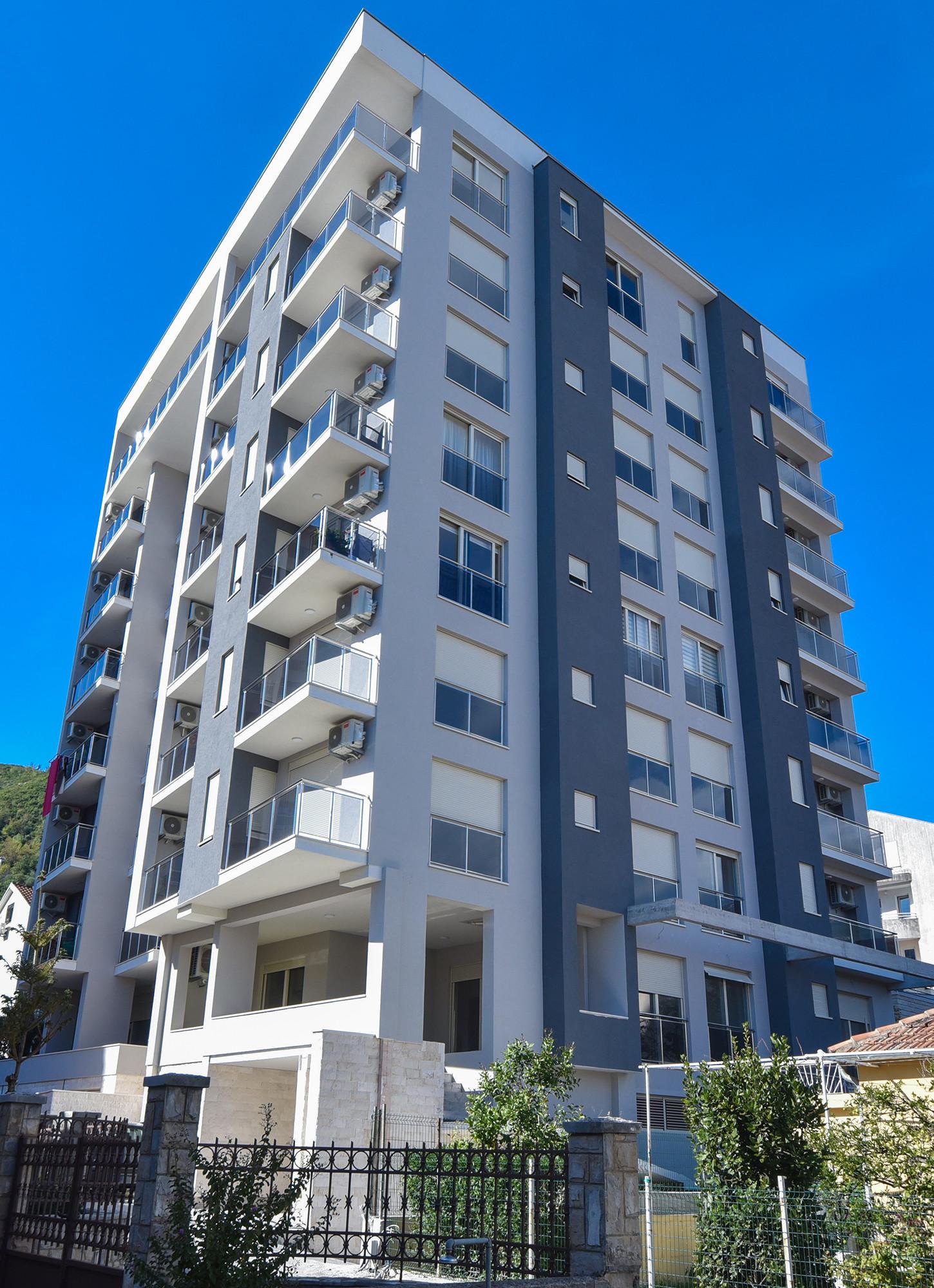 Projekt:<b>                                             Apartmanski objekat - Budva                                             </b>