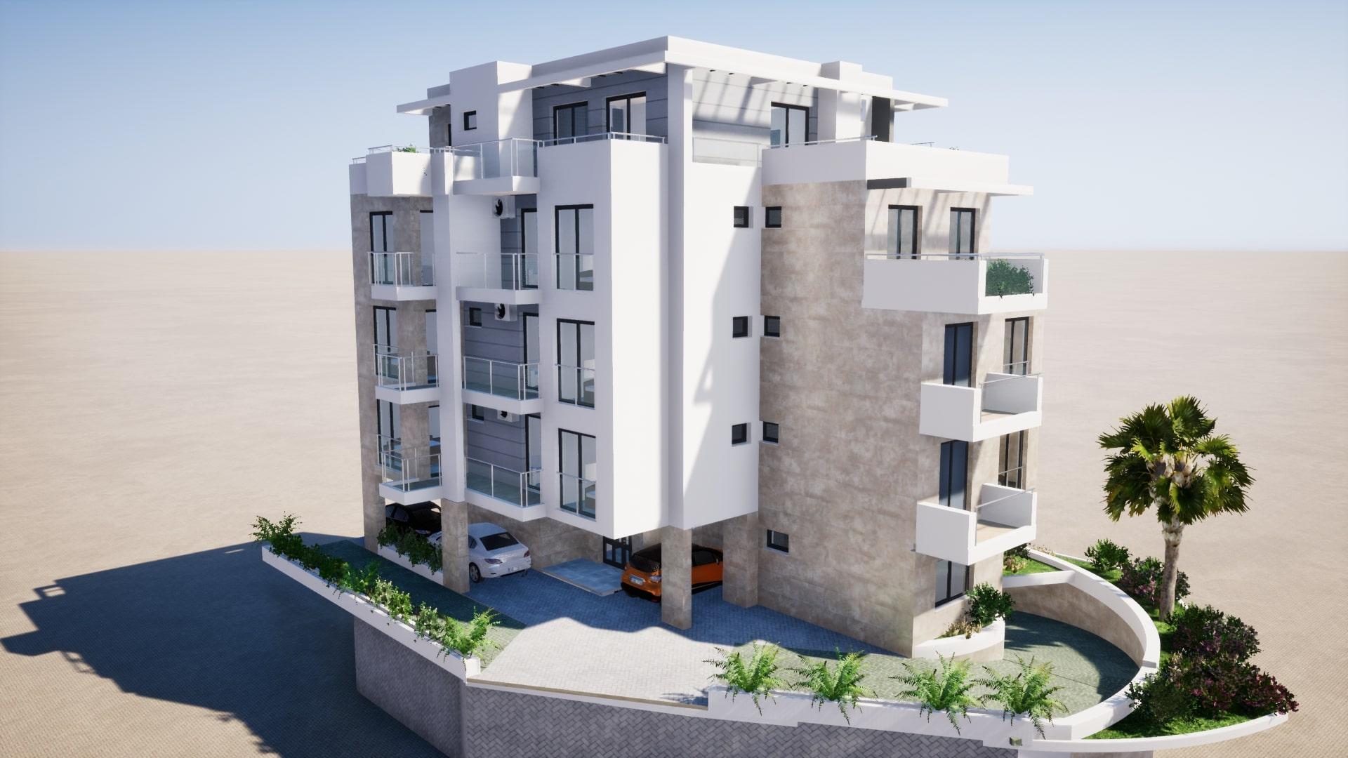 Projekt:<b>                                             Apartmanski objekat Rozino 2                                             </b>