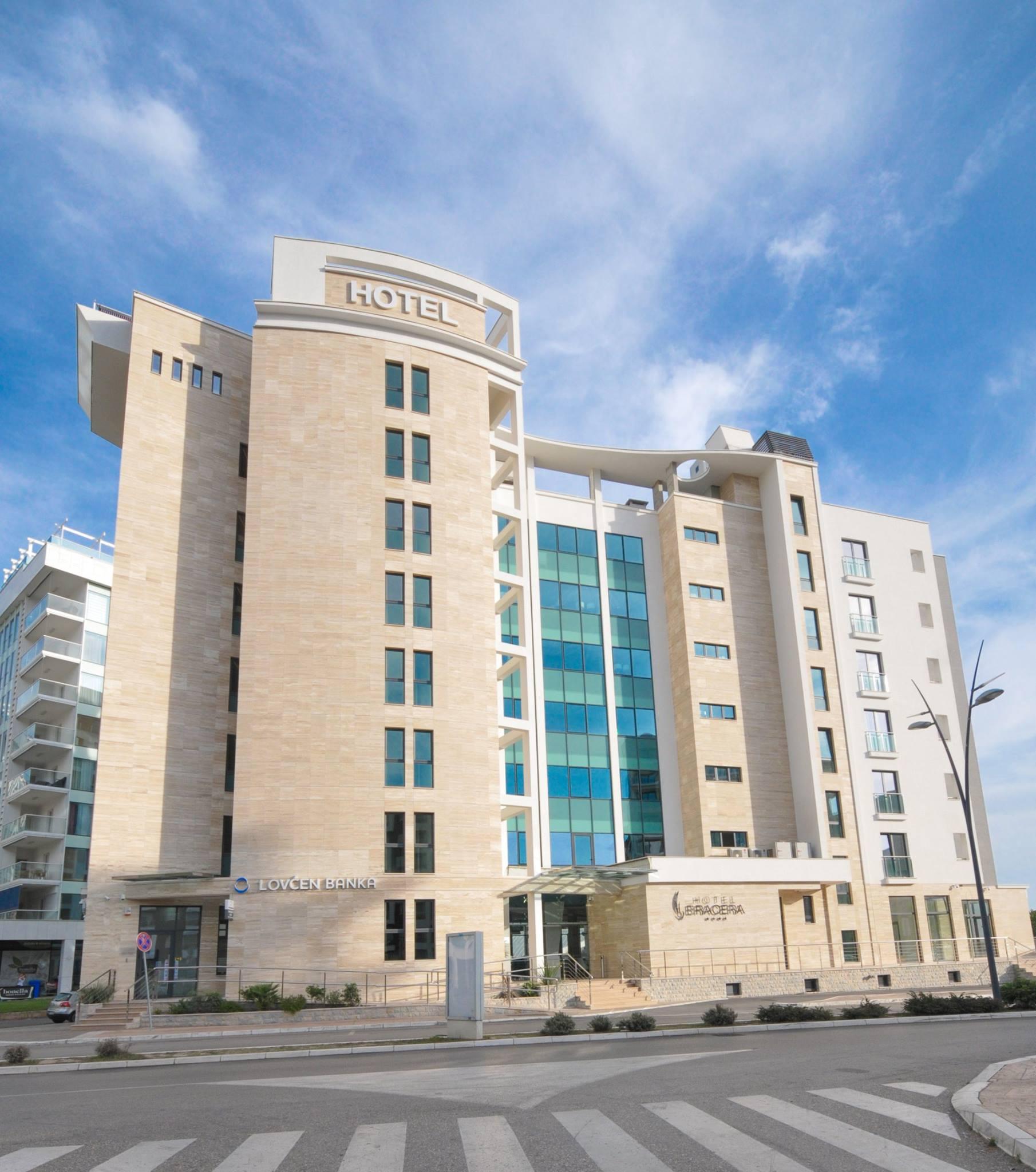 Projekt:<b>                                                                     Hotel Bracera 4* - Budva                                                                 </b>
